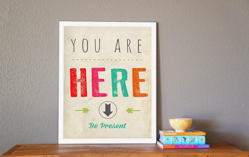 Happy? Be Present