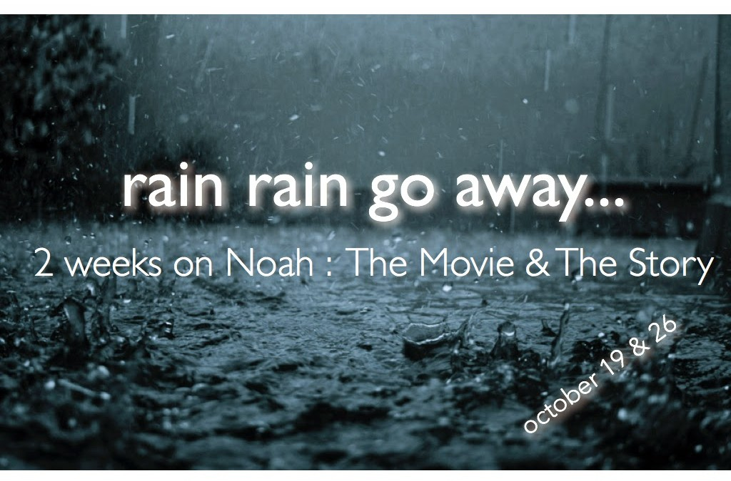 If this year's release of Noah wasn't a biblical movie???