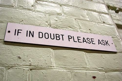 Wrestling with Doubt & Questions / The Middle / part 4