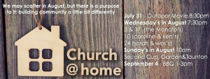 church at home front page promo.001