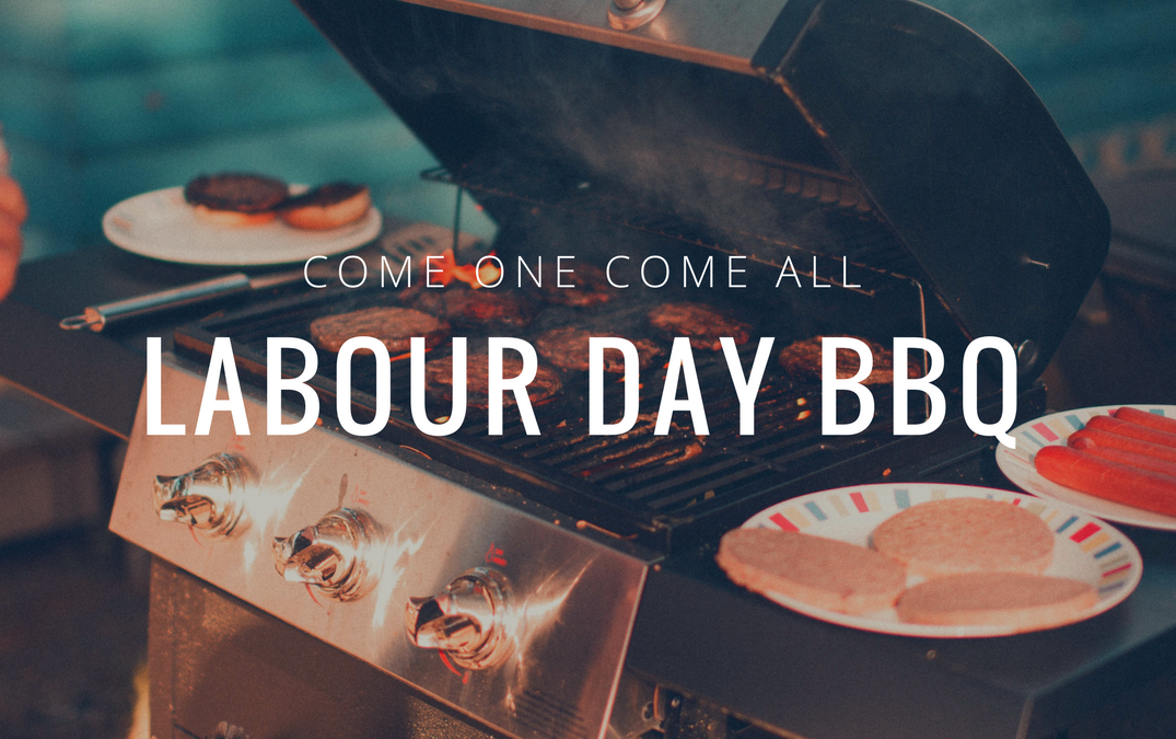 Labour Day BBQ