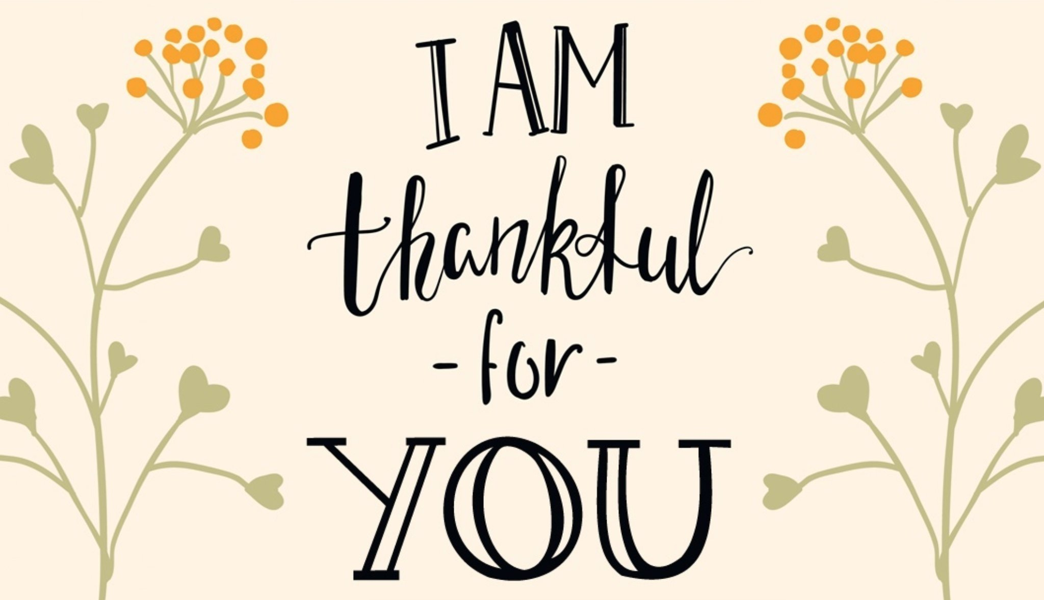 Were Thankful for You - Happy Thanksgiving! BONUS EPISODE